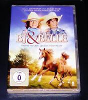 Bj & Belle Piccolo Helden Grande Abenteuer DVD Veloce Spedizione Nuovo &