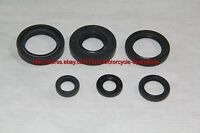 Yamaha DT100 DT100X Engine Oil Seal Set Motorcycle Spare Parts