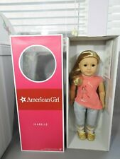 American Girl Doll of the year 2014 Isabelle NRFB
