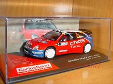 CITROEN XSARA WRC CARLOS SAINZ 1:43 ACROPOLIS 2005 #2