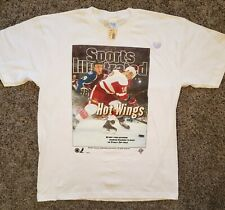 Vintage New Red Wings Stanley Cup Sports Illustrated 1997 Shirt