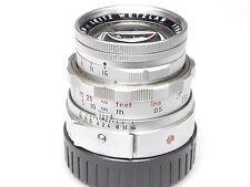 Leica Summicron 50 mm f2 Silver F. Leica M