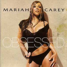 CD single Mariah CAREY	Obsessed CARD SLEEVE 2-track	CDSINGLE	Island	2009	EU	Neuf