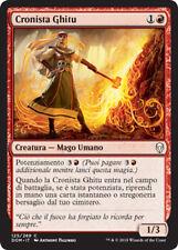 MTG 4x GHITU CHRONICLER - CRONISTA GHITU - DOM - MAGIC
