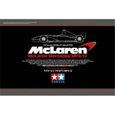 TAMIYA 1:20 KIT MCLAREN MERCEDES MP4-13 1998 F1 CHAMPION CAR  ART 89718