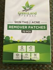 Greenland Product Skin Tag & Acne Remover Patches 72 Pieces