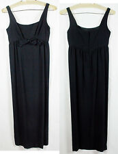 Vintage 60s 70s Joseph Magnin Black Dress!! Size 10 or XXS