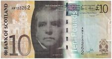 More details for 2007   bank of scotland £10 ten pounds banknote   banknotes   km coins