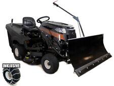 MTD Black Edition 275/106 TWIN Rasentraktor mit Schneeschild 120 Plus