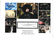Doctor Who - 4th Fourth Doctor Era (Tom Baker) - Autograph & Display Selection