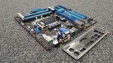 P8B75-M/CM6340/DP_MB Asus HDMI VGA DVI-D LGA 1155 DDR3 Motherboard + I/O Shield