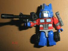 TRANSFORMERS KRE-O autobot leader OPTIMUS PRIME figure KREO kreon toy