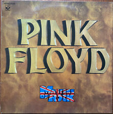 PINK FLOYD Masters of Rock 1974 French LP 1967-1969 Syd Barrett Psychedelic