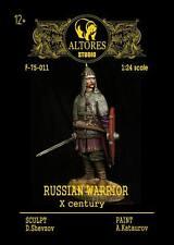 ALTORES STUDIO F75-011 Guerriero russo 10 secolo 75 mm NUOVO PREZZO