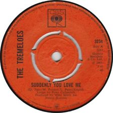 Vinyl 7 inch Single, THE TREMELOES, Suddenly you love me 3234 (1967)