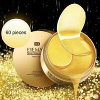 30 Pairs Eye Collagen Anti  Wrinkle Circle Under Eye Gel Patches Mask New