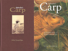 LANGRIDGE JOHN COARSE FISHING BOOK APHRODITES CARP MEDLAR PRESS hardback LIMITED