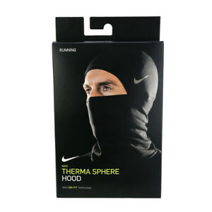Nike AC4380-042 Therma Wrap Sphere Hood 2.0 Mask Black neck warmer
