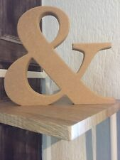 Multipack 10 MDF Letters, Any A-Z, 20cm Large Letters, & signs, Big Letters