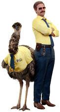 LIMU The EMU & DOUG Liberty Mutual TV Advertising - Window Cling Sticker Decal