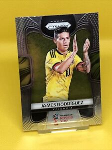 James Rodriguez Colombia Panini Prizm World Cup 2018 Base Card #38