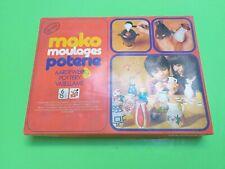 Mako Moulages - Poterie - Jeu Jouet POUR DECO / COLLECTION Années 60 70 Vintage