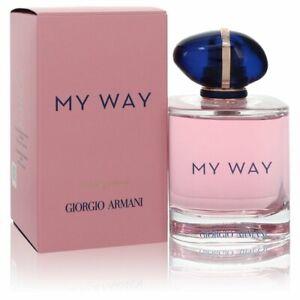 Armani My Way EDP for Women by Giorgio Armani, 90ml Spray (NEW)