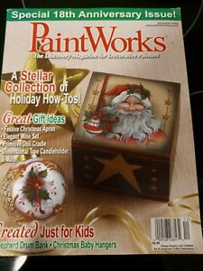 PaintWorks Christmas December 2009