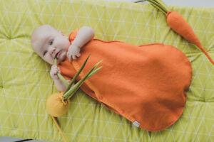 Kids Unisex Baby Warm Wool Sleeping Pod