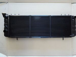 Radiator For Jeep Cherokee XJ 94-01 Sport 4L 6Cly Limited Copper Brass Auto 3row
