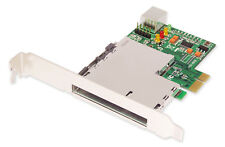SIIG PCIe to ExpressCard Adapter- 1 x ExpressCard - 1 x ExpressCard JJ-000072-S1