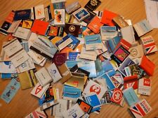 More details for airline 100 matchboxes matchbooks  a  good collection to split & sell  one lot
