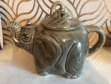 Great Vintage Novelty Elephant Teapot
