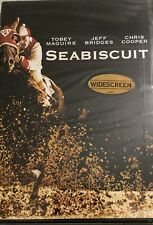 Seabiscuit DVD Tobey Maguire Brand New