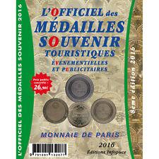 [#1311] Livre, Jetons Touristiques, France, Monnaie de Paris, 2016,...