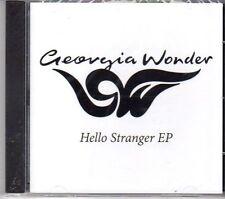 (DX66) Georgina Wonder, Hello Stranger EP - 2008 sealed DJ CD