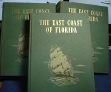 RARE 3 VOL SET THE EAST COST of FLORIDA ELLWOOD NANCE