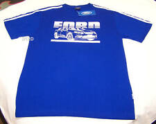 Ford Falcon FG XR8 Mens Blue Printed Short Sleeve T Shirt Size S New