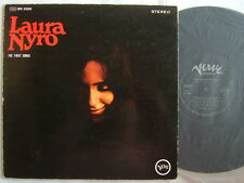 LAURA NYRO THE FIRST SONGS / GRAMMOPHON GATEFOLD COVER