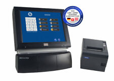 Computerkasse Touch 12 Zoll Wincor Nixdorf SP10 Windows 7 Kassensystem
