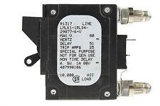 AIRPAX 20 AMP DC BULLET CIRCUIT BREAKER, LMLK1-1RLS4-29877-6-V / 407998186