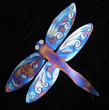 DRAGONFLY House Home Metal Wall Art Decor Steel Lodge Cabin Interior