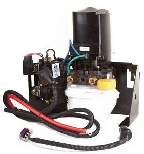 Mercruiser Alpha, Bravo Hydraulic Trim Pump, Power Tilt Pump, Bracket  865380A25