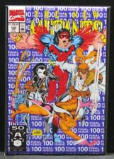"The New Mutants #100 Comic Book Cover 2"" X 3"" Fridge Magnet. X-Force"
