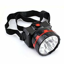 Onlite Bright 2 W LED Rechargeable Head Lamp For Home And Outdoor Lighting