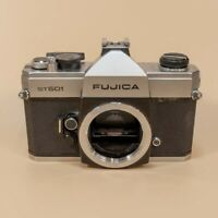 Fujica ST601 35mm Camera Body (M42) - Tested & Fully Working - See Details