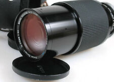 70-210MM F3.5 LENS FOR CANON FD MOUNT IN CASE