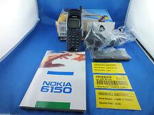 Nokia téléphone portable 6150 NEUF NEW OVP téléphone voiture vw Audi Mercedes mains libres