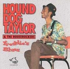 Freddie's Blues by Hound Dog Taylor & the Houserockers (CD, May-1998, Wolf)