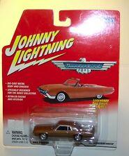 Johnny Lightning 2002 Legendary Bad Birds 1967 Thunderbird Hardtop Brown